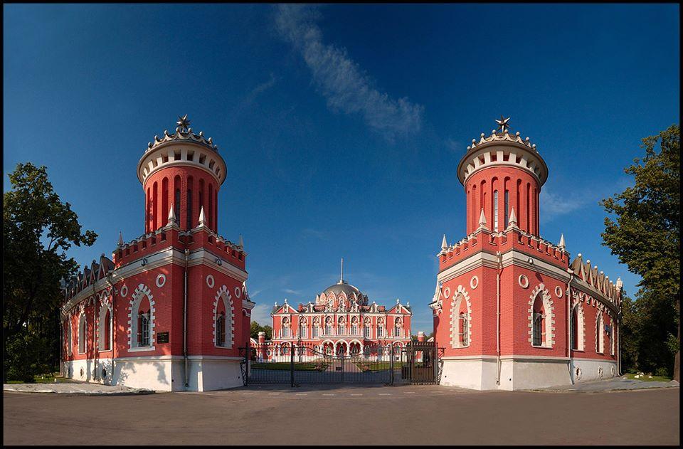 Петровский путевой дворец 3