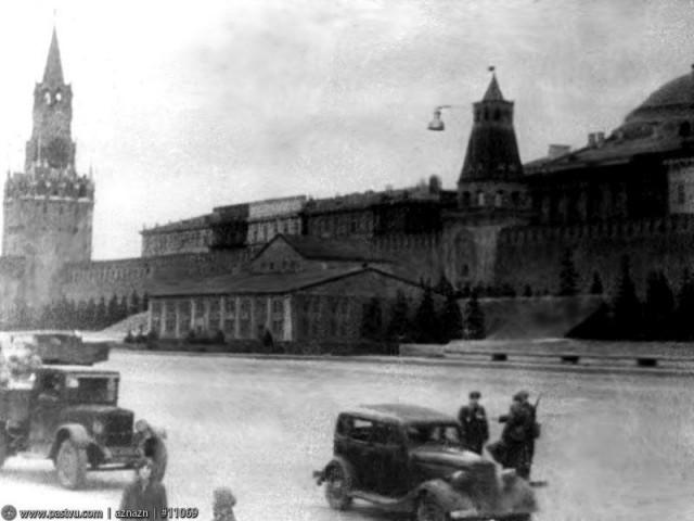 как прятали Москву