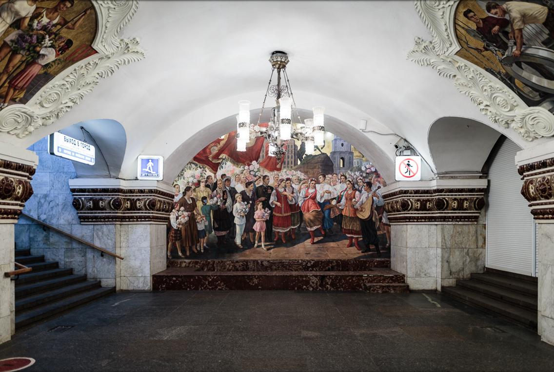 Kiyevskaya station_2
