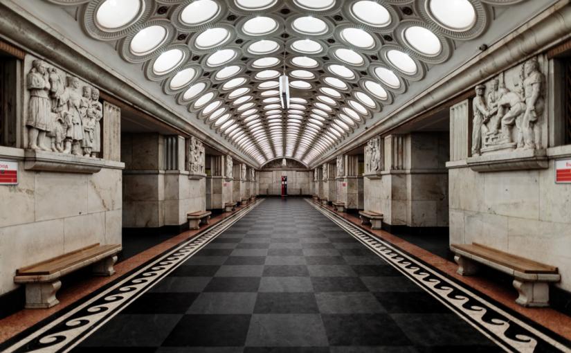 Промышленный дизайн в метро: внимание к деталям