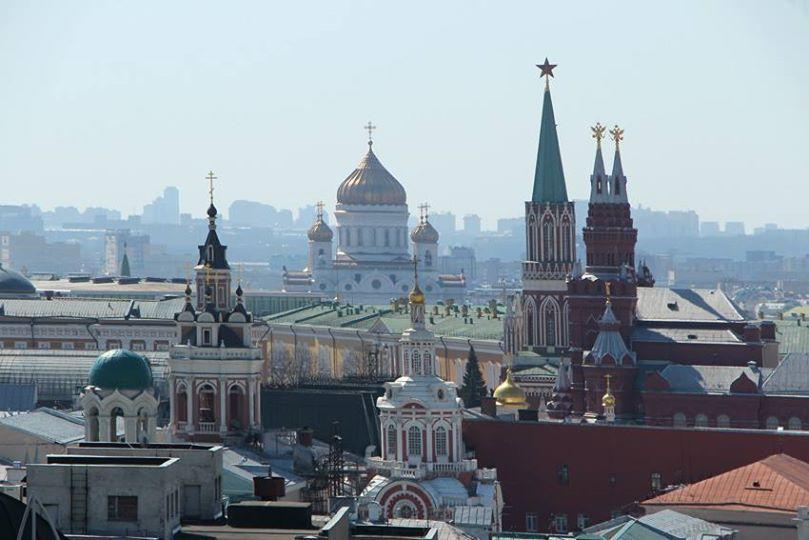 Москва  Википедия