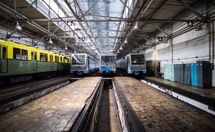 «Как устроено метро. Электродепо «Измайлово»