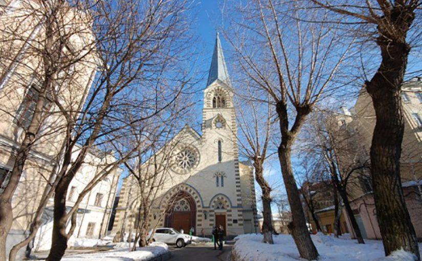 16.12 (сб) 11:00 Автобусная экскурсия «Религии в Москве. Запад»