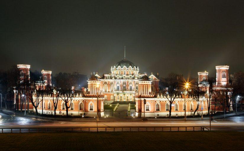 20.12 (ср) 19:30 Вечерний Петровский путевой дворец