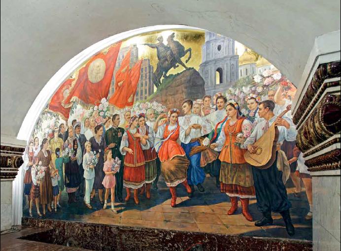 25.02 (вс) 13:00 Московское метро как шедевр мировой архитектуры