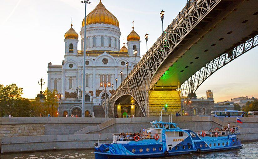 30.04 (пн), 12.30 Волга у стен Кремля. 80 лет мостам центра Москвы