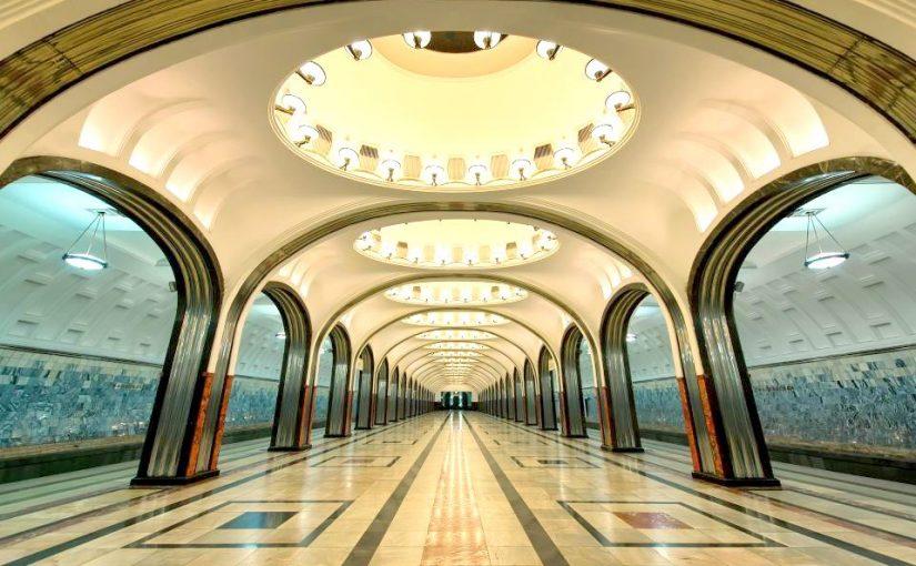 Урок в метро. Как читать историю по архитектурным стилям подземки